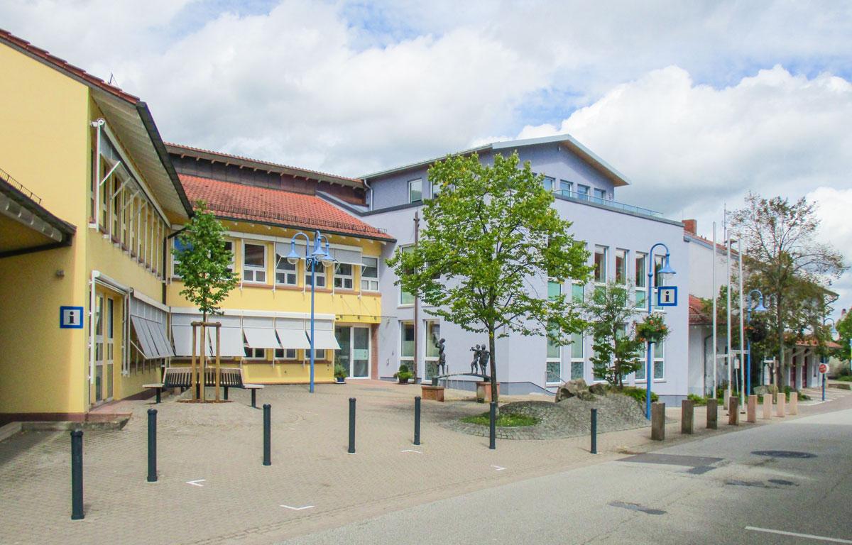Erweiterung Verwaltungsgebäude Weilerbach